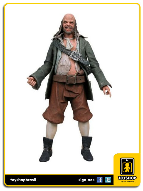 Pirates of the Caribbean Séries 2 : Pintel  - Neca