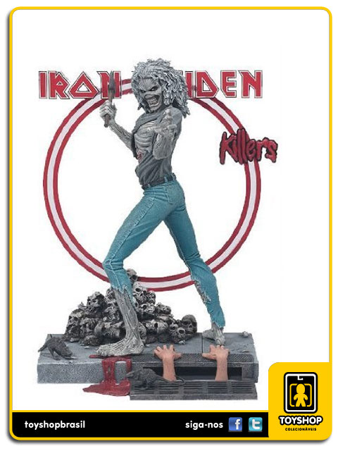 Iron Maiden: Eddie from Killers - Mcfarlane