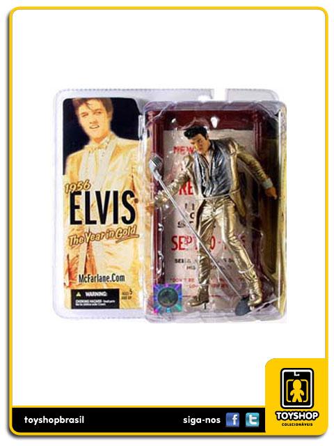 Elvis Presley Gold - Mcfarlane