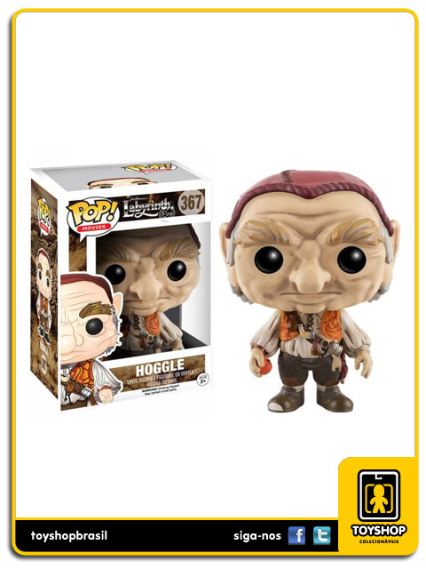 Labyrinth: Hoggle Pop - Funko