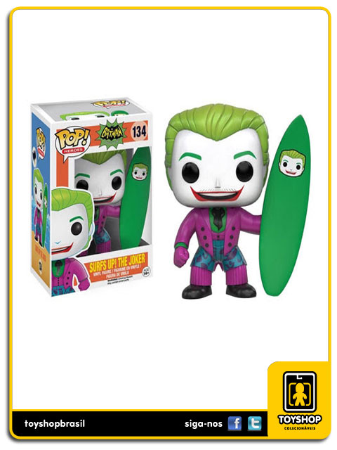 Batman Classic TV Series: Surf´s up! The Joker Pop - Funko