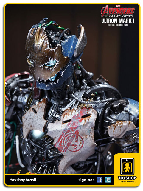 Avengers Age of Ultron: Ultron Mark I - Hot Toys