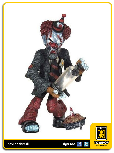 Dark Carnival: Stitches The Clown - Mezco Toyz