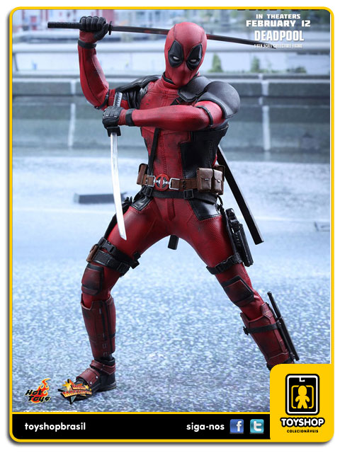 Deadpool: Deadpool 1/6 - Hot Toys