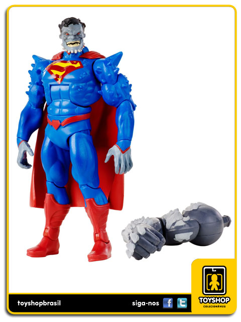 Dc Comics Multiverse  Superman:  Doomed - Mattel