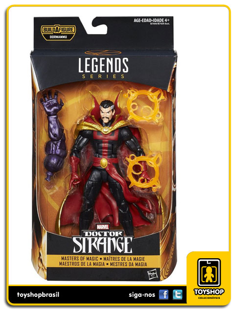 Marvel Legends Dormammu: Doctor Strange variant  - Hasbro