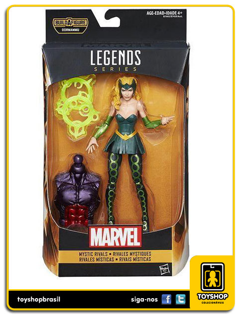 Marvel Legends Dormammu: Marvel´s Enchantress - Hasbro