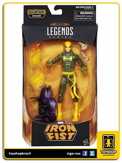 Marvel Legends Dormammu: Iron Fist - Hasbro