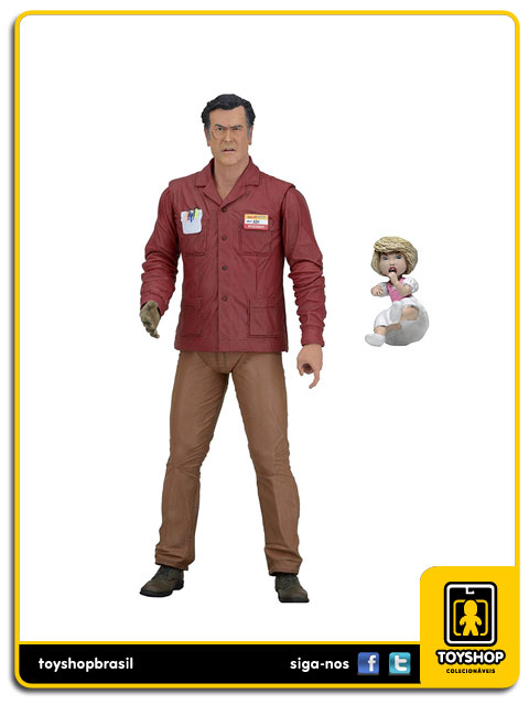 Ash vs Evil Dead: Ash Williams (Value Stop) - Neca