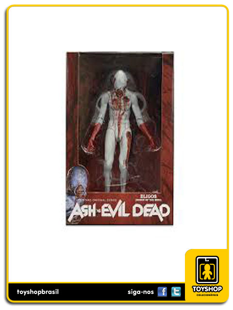 Ash vs Evil Dead: Eligos (demon of the mind) - Neca