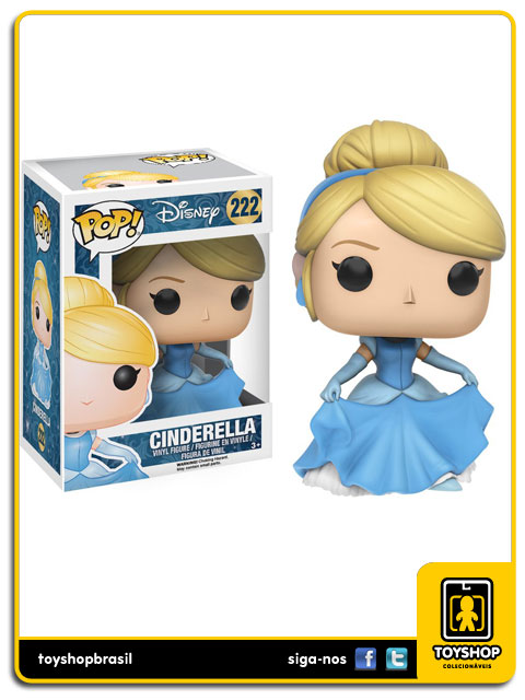 Disney: Cinderella Pop - Funko
