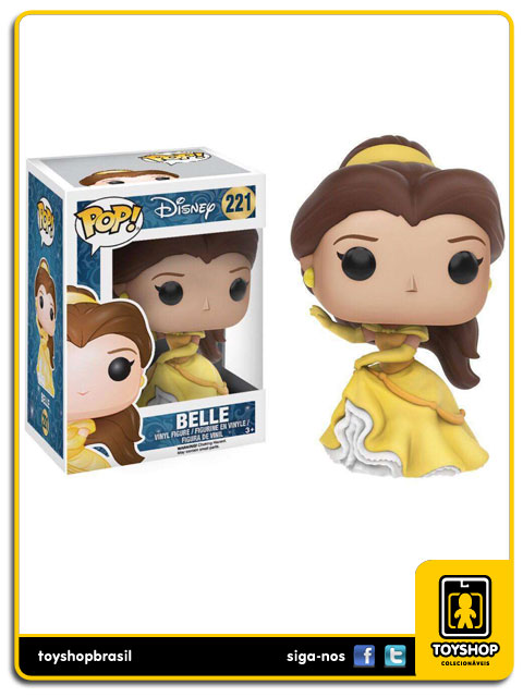 Disney: Belle Pop - Funko