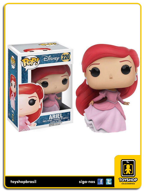 Disney: Ariel Pop - Funko
