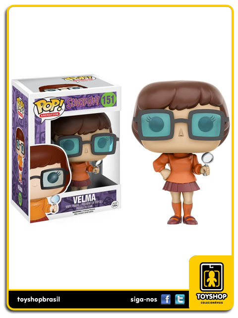 Scooby-Doo: Velma Pop - Funko