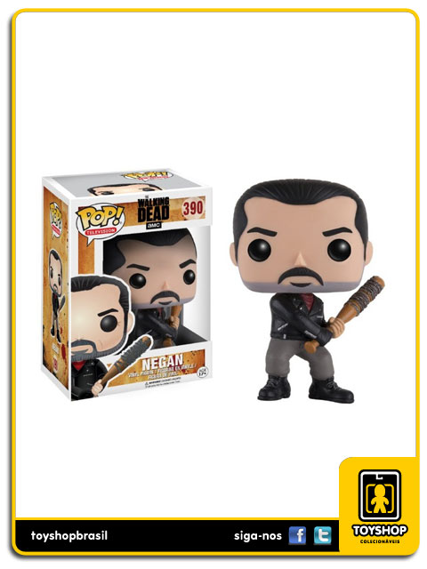 The Walking Dead: Negan Pop - Funko