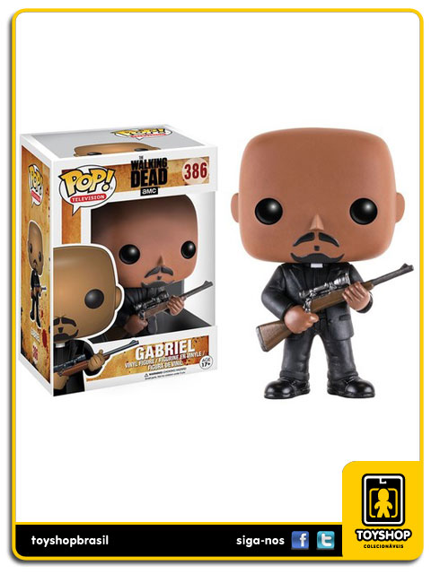 The Walking Dead: Gabriel Pop - Funko