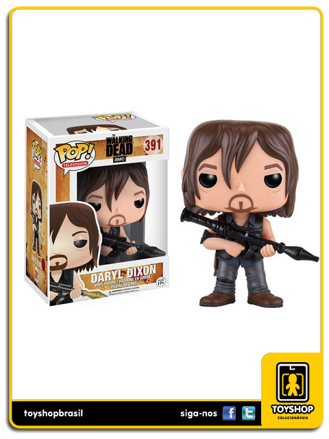 The Walking Dead: Daryl Dixon Pop - Funko