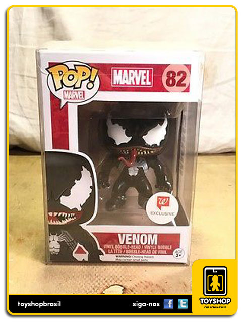 Marvel: Venom  Exclusive Pop - Funko
