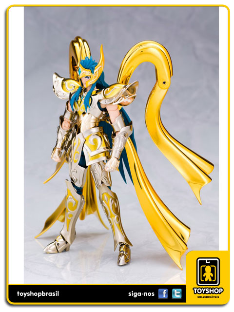 Cavaleiros do Zodíaco Soul of Gold: Camus de Aquarius EX - Cloth Myth