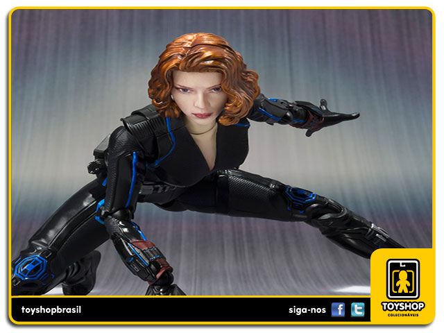 Avengers Age of Ultron S.H. Figuarts: Black Widow - Bandai