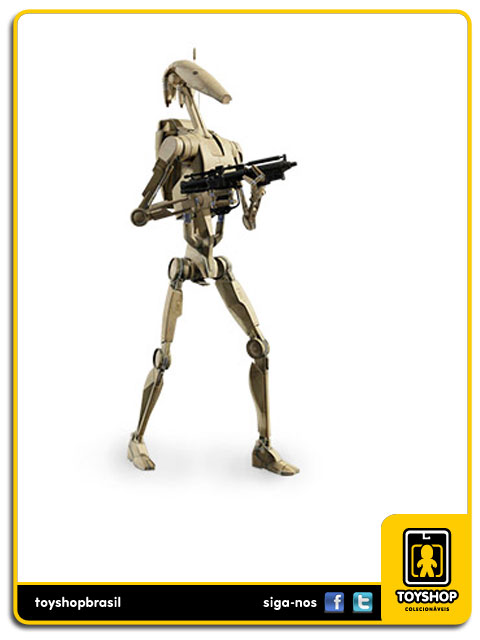 Star Wars S.H. Figuarts: Battle Droid - Bandai