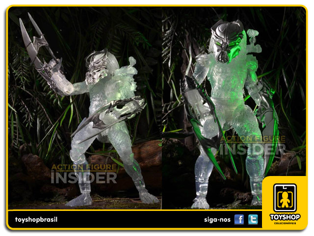 Predator The Ultimate Alien Hunter: Ambush Predator Exclusivo - Neca