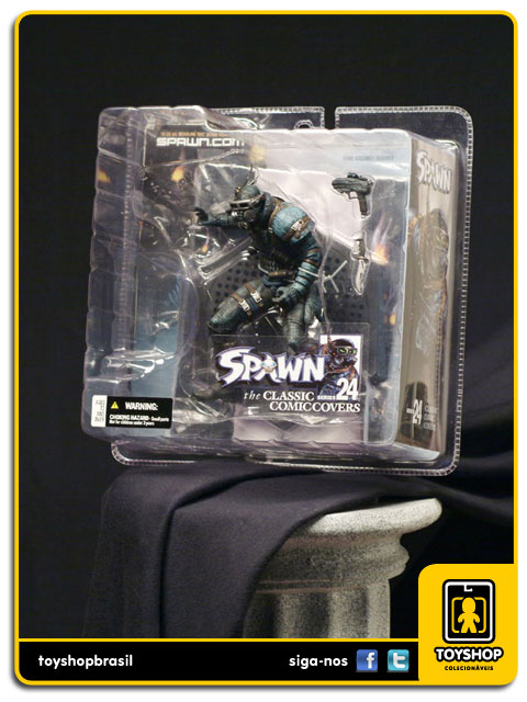Spawn 24: Spawn Issue 064 - Mcfarlane
