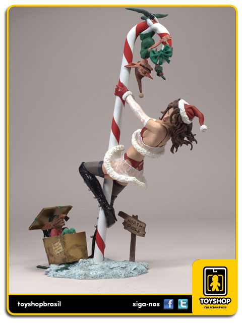 Twisted X-Mas: Mrs. Claus - Mcfarlane