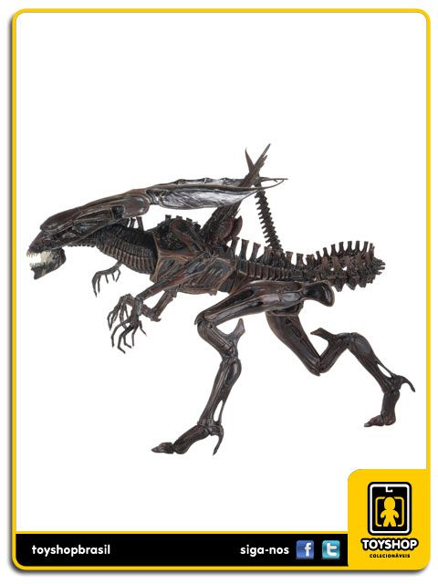 Alien Resurrection  Alien Queen  Ultra Deluxe Boxed Neca
