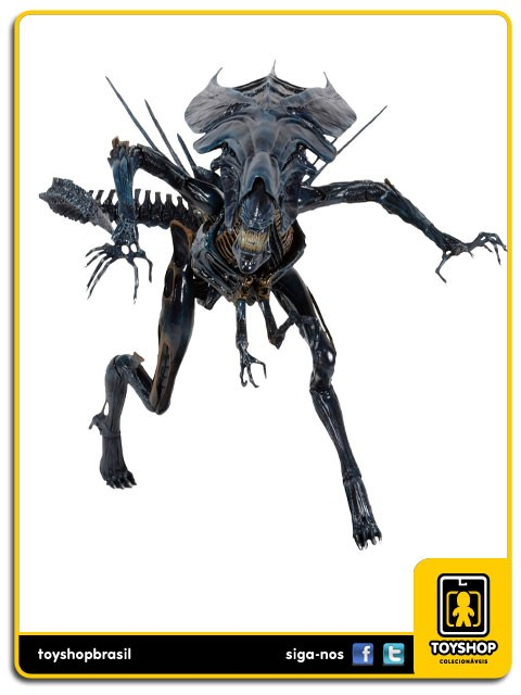 Aliens Xenomorph Queen Ultra Deluxe Boxed  Neca