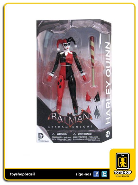 Batman Arkham Knight Harley Quinn  DC Collectibles