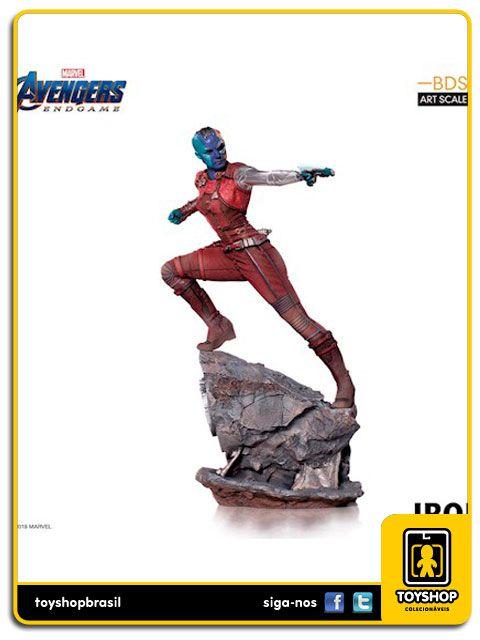 Avengers Endgame Estátua Nebula Art Scale 1/10 Iron Studios