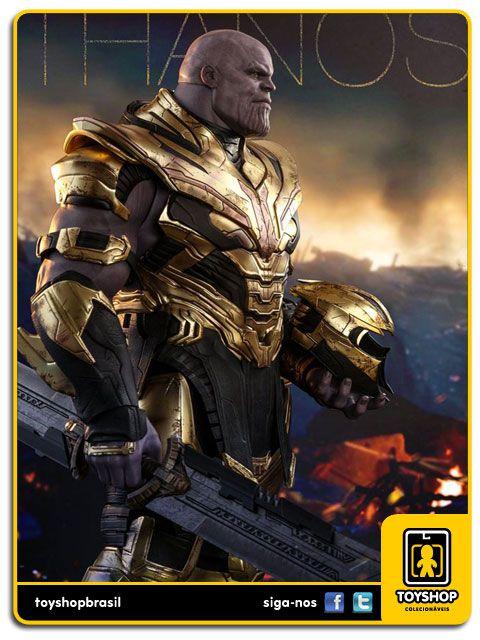 Avengers Endgame Thanos 1/6 Hot Toys