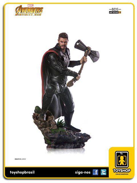 Avengers Infinity War Estátua Thor  Art Scale 1/10 Iron Studios
