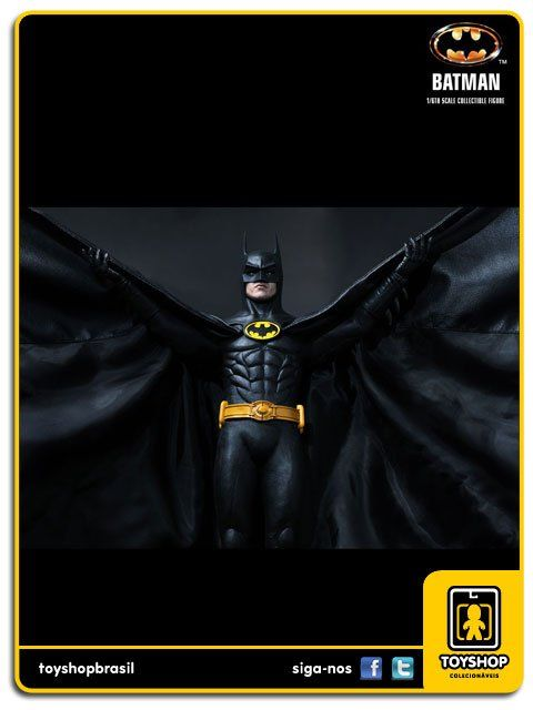 Batman 1989: Batman Michael Keaton DX 09 Hot Toys