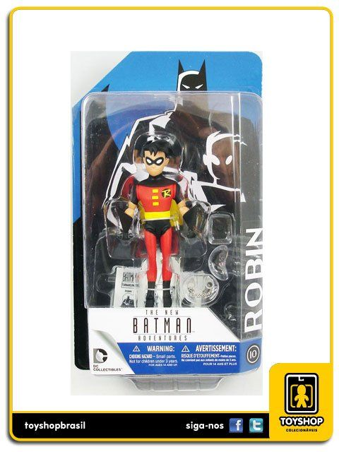 Batman Adventures The Animated Series Robin  DC Collectibles