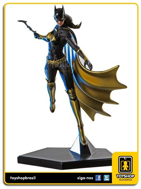 Batman Arkham Knight Batgirl 1/10 Art Scale Iron Studios