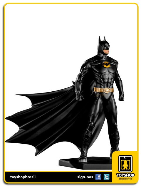Batman Arkham Knight Batman 1989 DLC  1/10 Art Scale Iron Studios