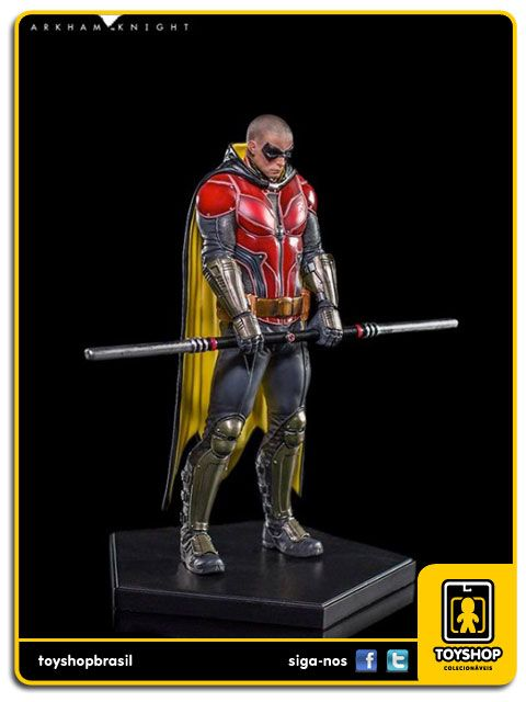 Batman Arkham Knight Robin 1/10 Art Scale Iron Studios