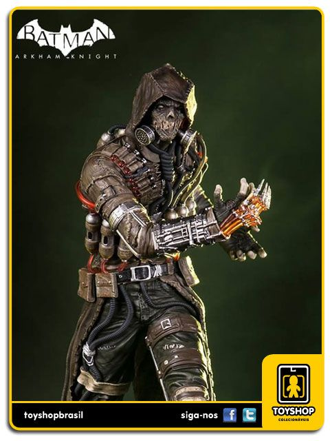 Batman Arkham Knight Scarecrow 1/10 Art Scale Iron Studios