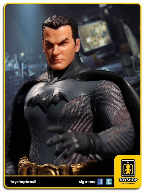 Batman Ascending Knight One 12 Mezco Toys