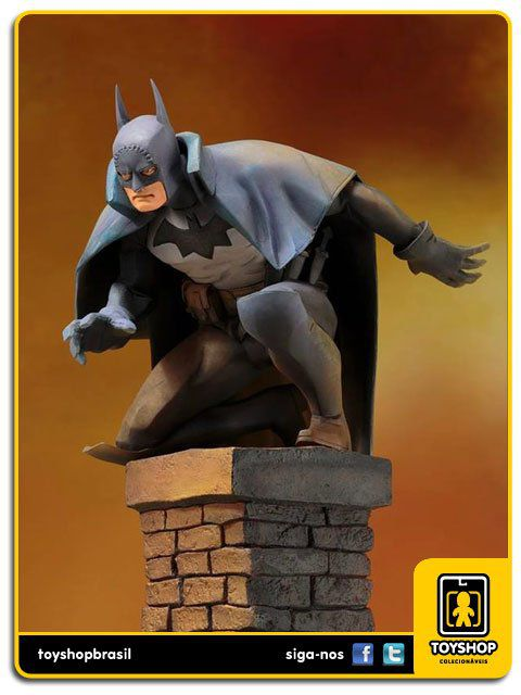 Batman Gotham By Gaslight 1/10 Artfx Kotobukiya