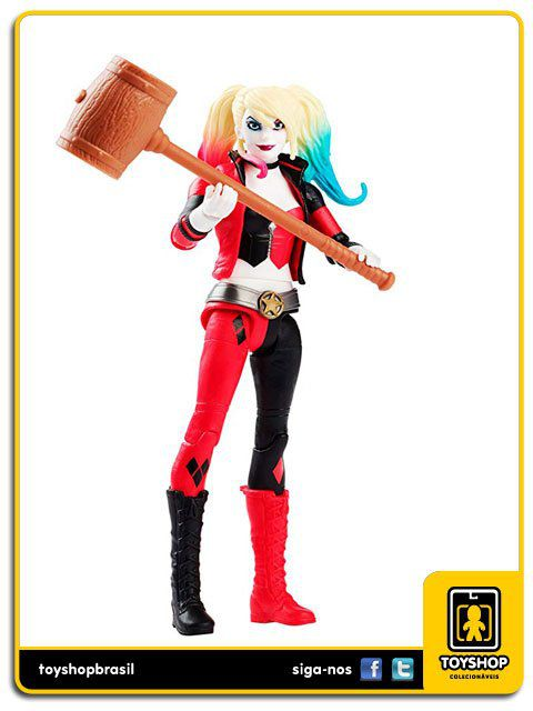 Batman Missions Harley Quinn Mattel