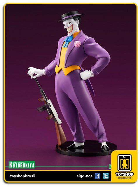 Batman The Animated Series The Joker 1/10 Artfx  Kotobukiya