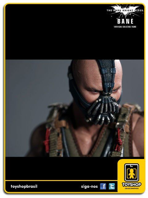 Batman The Dark Knight Rises: Bane - Hot Toys