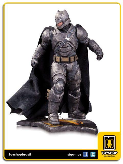 Batman v Superman Dawn of Justice Armored Batman Statue DC Collectibles