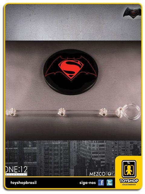 Batman V Superman Dawn of Justice Superman  One 12 Mezco