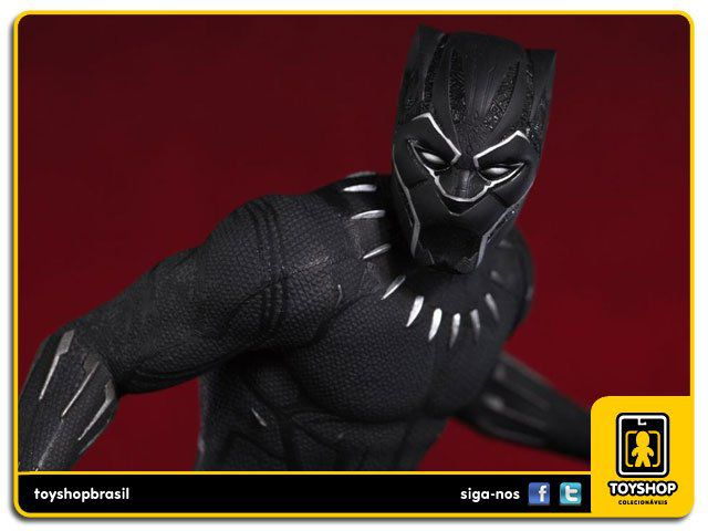 Black Panther Movie Version 1/6 Kotobukiya