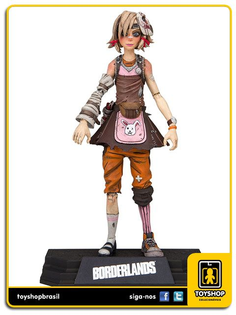 Borderlands Tiny Tina Color Tops Mcfarlane Toys