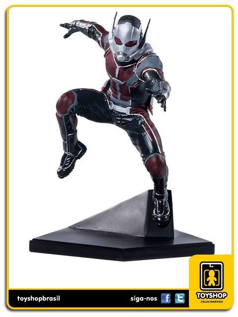 Captain America Civil War Estátua Ant-Man 1/10  Iron Studios